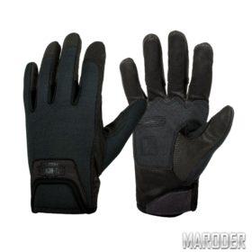 Тактические перчатки Urban Tactical MK2 Black Gloves