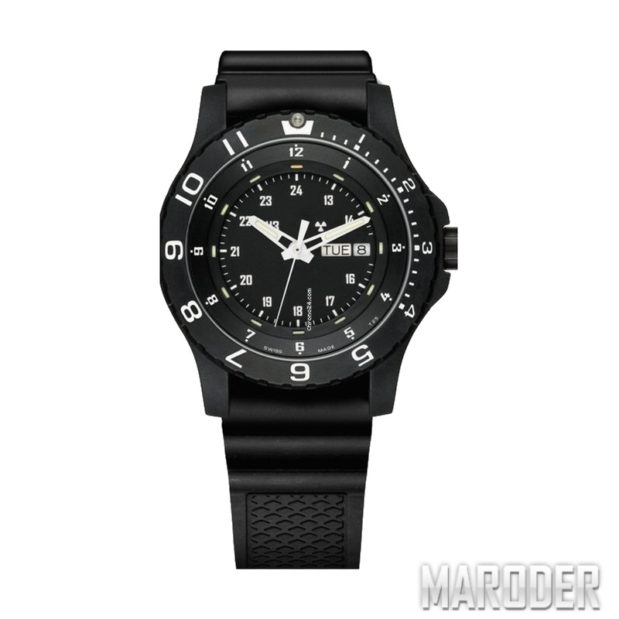 Часы Traser P6600 Elite Red. Tactical Mission Watch
