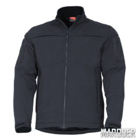 Тактическая куртка Kryvo Midnight Blue. Soft Shell. Pentagon