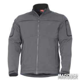 Тактическая куртка Kryvo Wolf Grey. Soft Shell. Pentagon