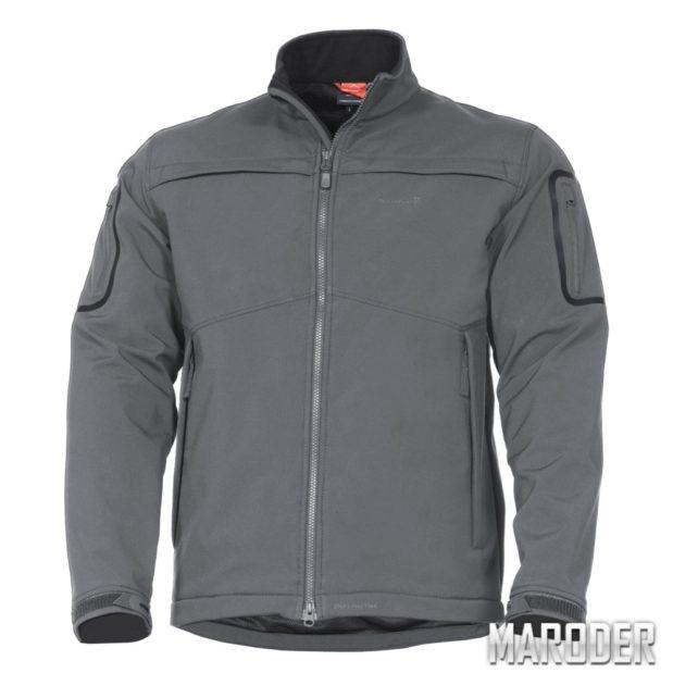 Тактическая куртка Kryvo Wolf Grey. Soft Shell. Pentagon