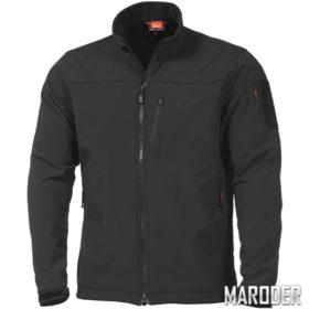 Тактическая куртка Reiner 2.0 Black. Soft Shell. Pentagon