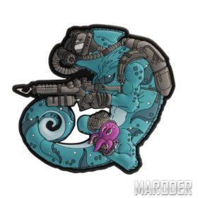 Морал патч Chameleon Diver. Helikon-Tex