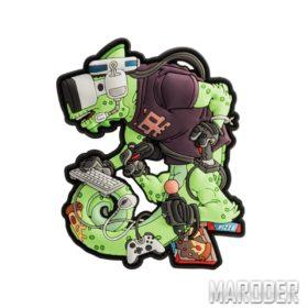 Морал патч Chameleon Gamer Operator. Helikon-Tex Moral Patch