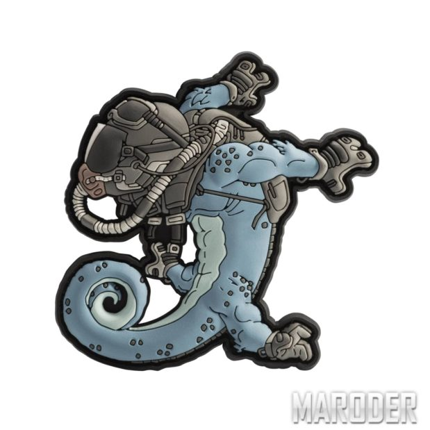 Морал патч Chameleon Halo. Helikon-Tex