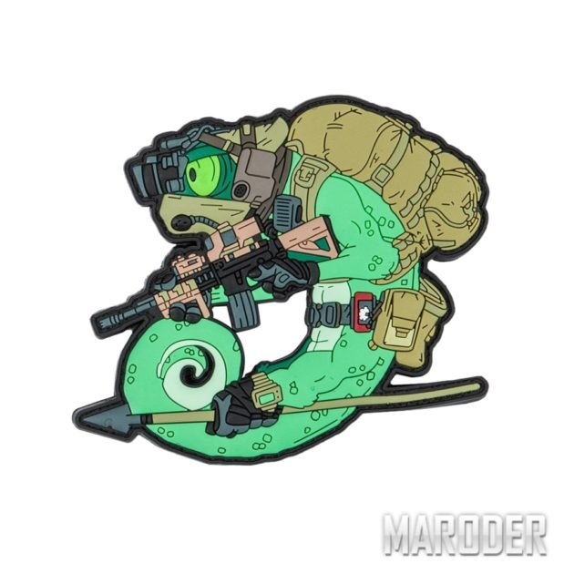Морал патч Chameleon Operator. Helikon-Tex