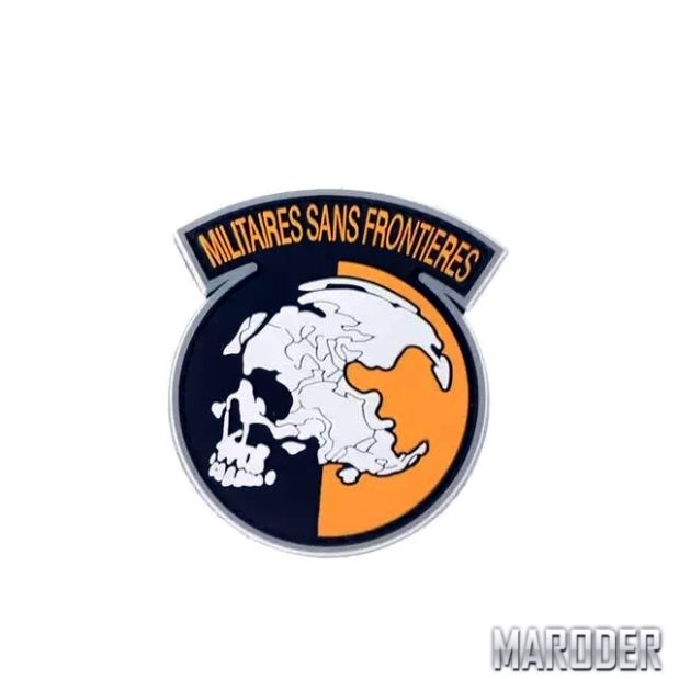 Морал патч Militaires Sans Frontieres с игры