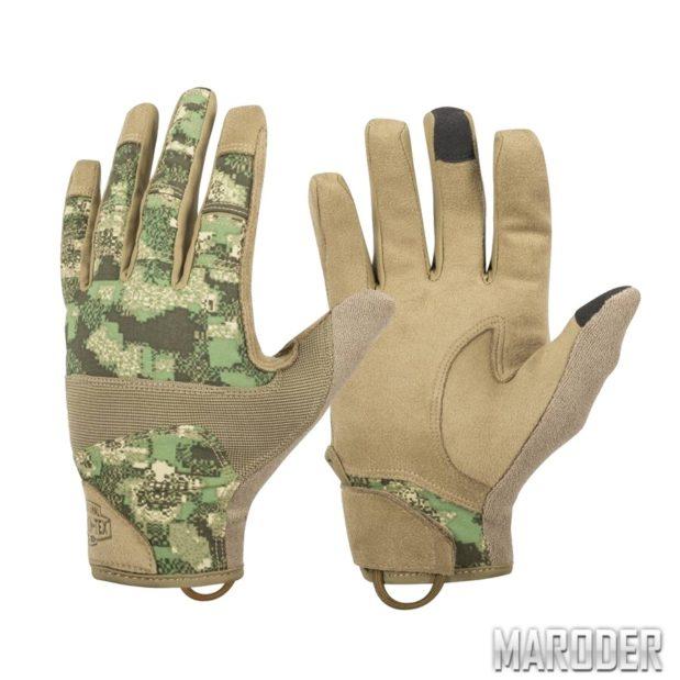 Перчатки Range Tactical Hard PenCott WildWood