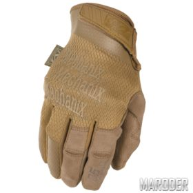 Тактические перчатки Specialty 0.5 High-Dexterity Coyote Mechanix Wear