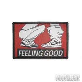 Морал патч Feeling Good