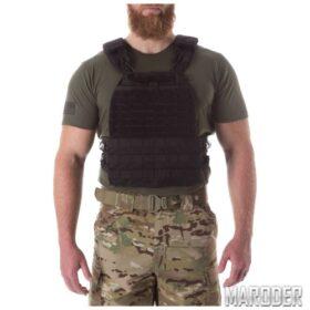 Чехол для бронежилета TacTec Plate Carrier Black. 5.11 Tactical