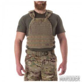 Чехол для бронежилета TacTec Plate Carrier Sandstone. 5.11 Tactical