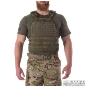 Чехол для бронежилета TacTec Plate Carrier TAC OD. 5.11 Tactical