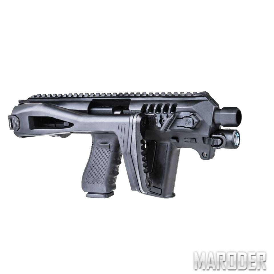 Конверсионный тактический комплект CAA Micro-RONI для Glock 19  конверсионный