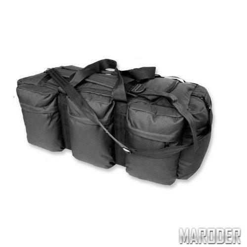 Сумка-рюкзак транспортная Tap 98 Black
