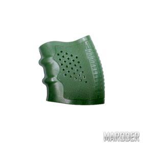 Накладка на рукоять пистолета Olive Green. Универсальная