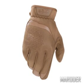 Тактические перчатки FastFit Coyote. Mechanix Wear