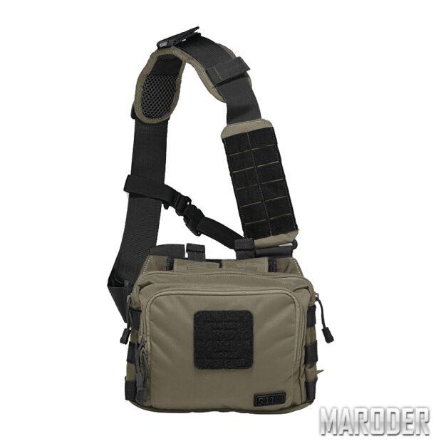 Сумка для скрытого ношения оружия 2-Banger Bag OD Trail. 5.11 Tactical