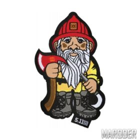 Нашивка Firefighter Gnome Patch. 5.11 Tactical