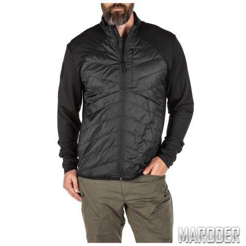 Демисезонная куртка Peninsula Insulator Hybrid Jacket Black. 5.11 Tactical