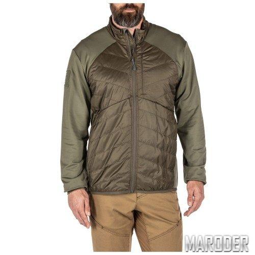 Демисезонная куртка Peninsula Insulator Hybrid Jacket Tundra. 5.11 Tactical