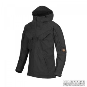 Анорак Pilgrim Jacket Black. Helikon-Tex