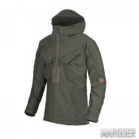 Анорак Pilgrim Jacket Taiga Green. Helikon-Tex