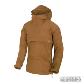 Анорак Woodsman Anorak Jacket Coyote. Helikon-Tex