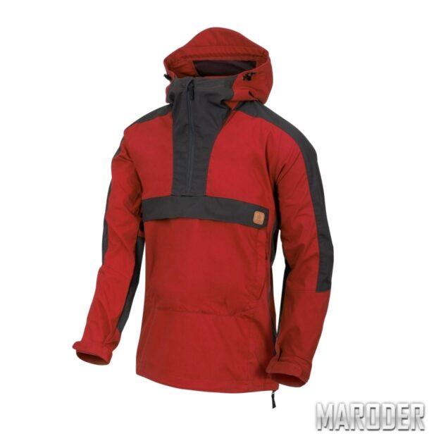 Анорак Woodsman Anorak Jacket Crimson Sky - ASH Grey. Helikon-Tex