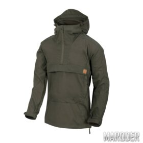 Анорак Woodsman Anorak Jacket Taiga Green. Helikon-Tex