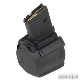 Магазин Magpul PMAG D-60 AR15 на 60 патронов 223 Rem