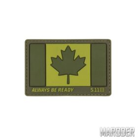 Нашивка Canada Flag Patch. 5.11 Tactical