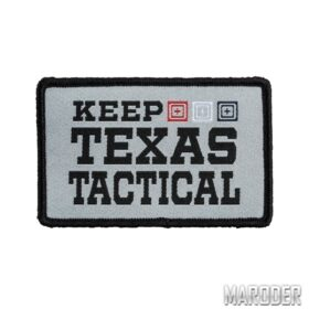Нашивка Keep Texas Tactical. 5.11 Tactical