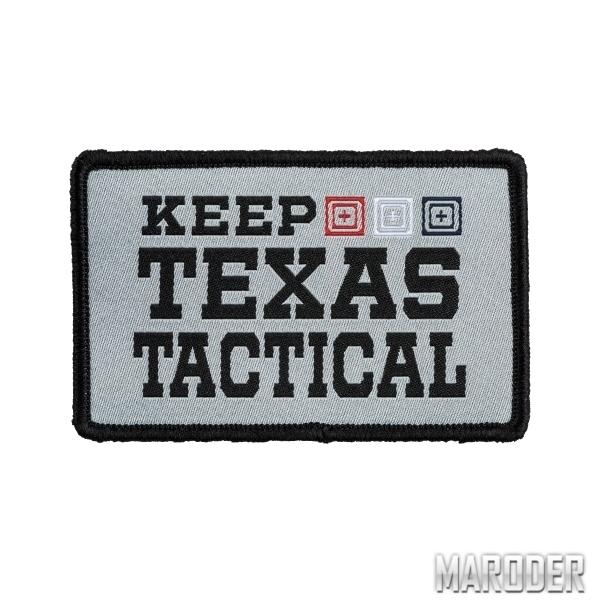 Нашивка Keep Texas Tactical. 5.11 Tactical