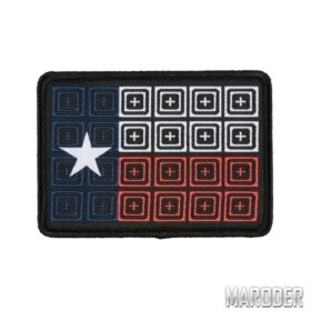 Нашивка Reticle Flag Patch. 5.11 Tactical