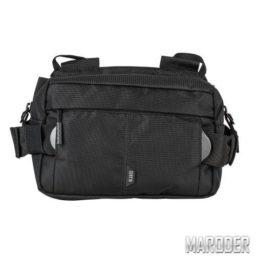 Тактическая сумка LV6 3L Black. 5.11 Tactical