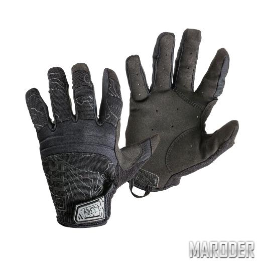 Тактические перчатки Competition Shooting Glove Black. 5.11 Tactical