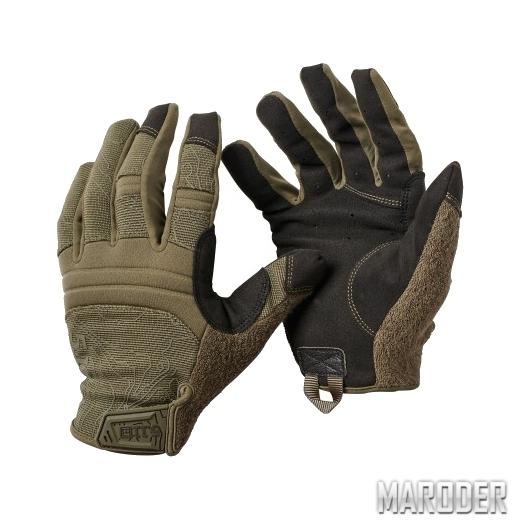 Тактические перчатки Competition Shooting Glove Ranger Green. 5.11 Tactical
