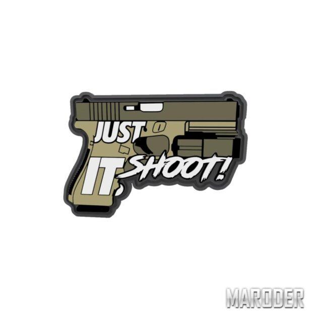 Морал патч Just It Shoot