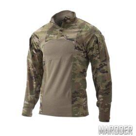 Рубашка боевая огнеупорная Massif Army Combat Shirt Type II (FR) Multicam