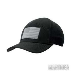 Бейсболка Operator 2.0 A-Flex Cap Black. 5.11 Tactical