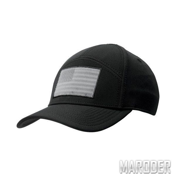 Бейсболка Operator 2.0 A-Flex Cap Black. 5.11 Tactical