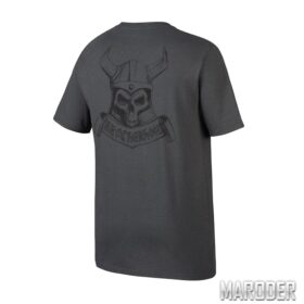 Футболка Brotherhood Skull Grey. Oakley