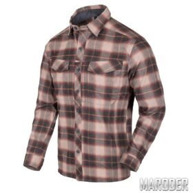 Рубашка DEFENDER MK2 PILGRIM Rust Plaid. Helikon-Tex