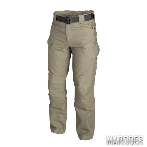 Тактические брюки UTP Khaki. Ripstop. Helikon-tex