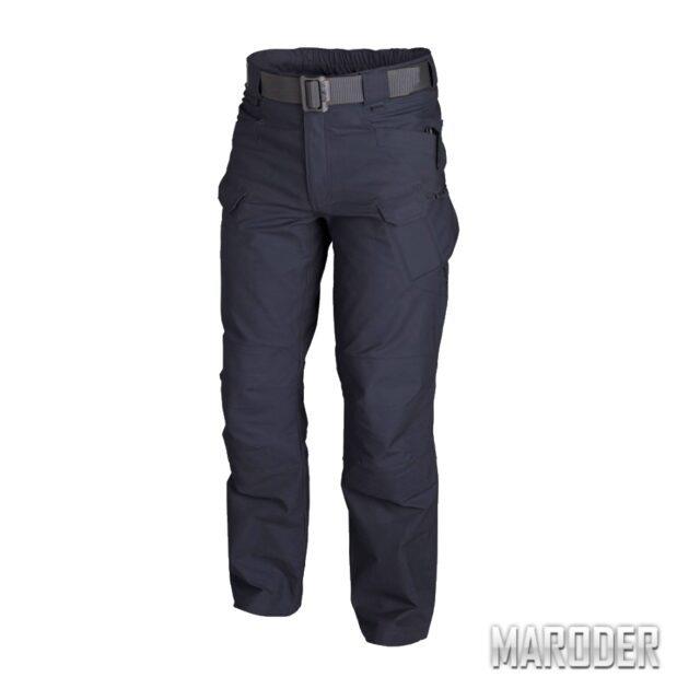 Тактические брюки UTP Navy Blue. Ripstop. Helikon-tex
