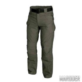 Тактические брюки UTP Taiga Green. Ripstop. Helikon-tex