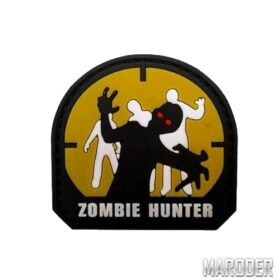 Морал патч Zombie Hunter Coyote