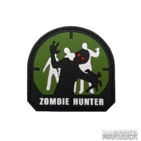 Морал патч Zombie Hunter Olive