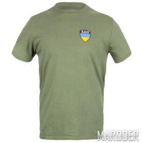Футболка с рисунком Shield Ukraine Limited. 5.11 Tactical